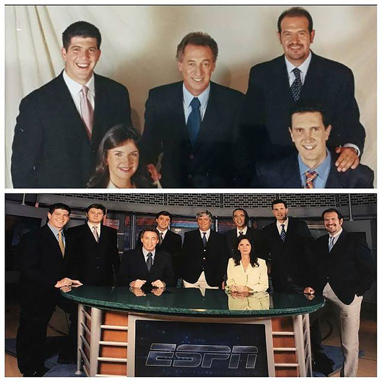 Noviembre del año 2000: el inicio de SportsCenter, un noticiero que revolucionó la información deportiva.