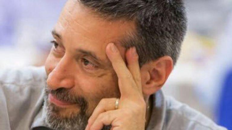 Víctor Santa María, titular del Grupo Octubre, al que pertenece Elnueve