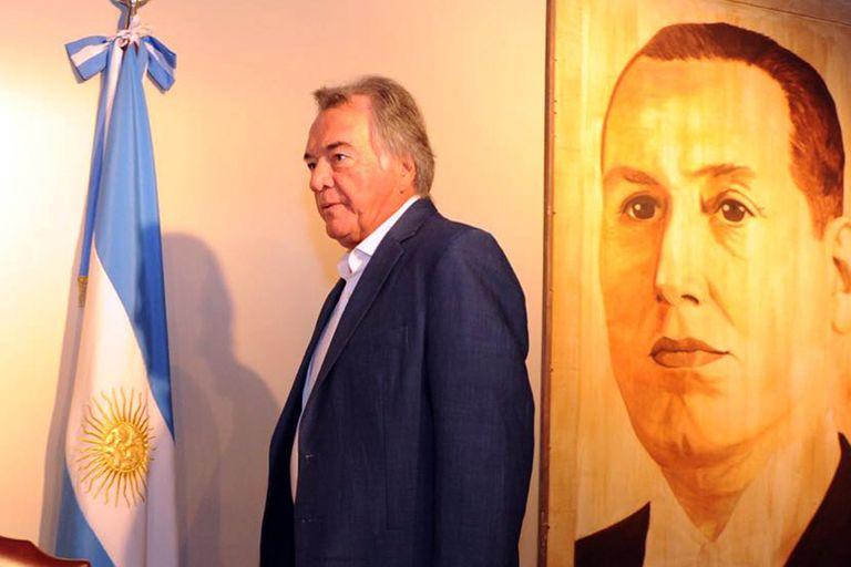 La fiscalía pidió levantar la intervención del PJ y Barrionuevo dejaría el cargo