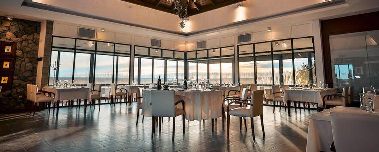 10 mesas del interior con chefs que son figuras, pero no se creen estrellas