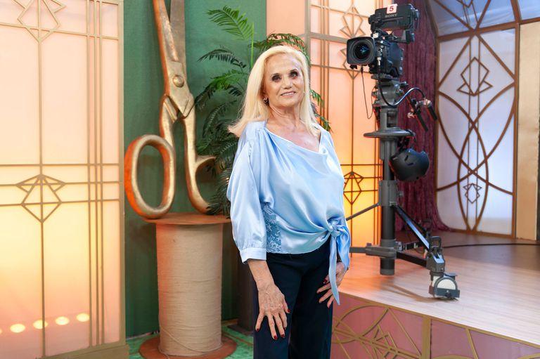 """""""La maison era el amor de mi vida. Mansilla era algo único en la Argentina. Todo hecho a medida. Sectores de diseño, de prueba, el instituto, jardines. Hice fiestas, como cuando Norma Aleandro ganó el Oscar. Yo la vestí para esa entrega"""", recuerda Elsa Serrano"""