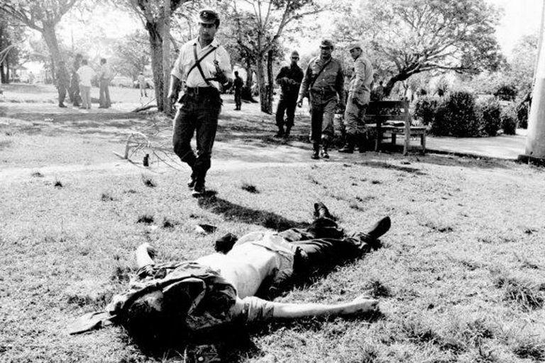 El ataque de Montoneros, el 5 de octubre de 1975, provocó la muerte de 12 militares y un policía
