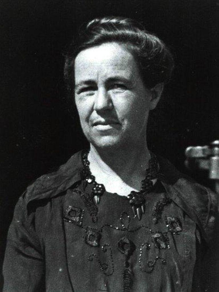 """Maury fue una de las mujeres astrónomas que trabajaron como """"computadoras humanas"""" en el Observatorio de la Universidad de Harvard"""