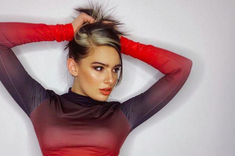 Flor Jazmín compartió una sensual coreografía de reggaetón con sus seguidores