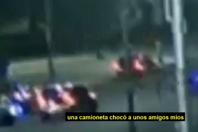 Una amiga de los jóvenes atropellados por el marido de Carolina Píparo llamó al número de emergencias 911