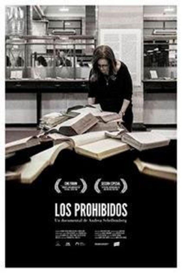 """""""Los prohibidos"""" de Andrea Schellemberg."""
