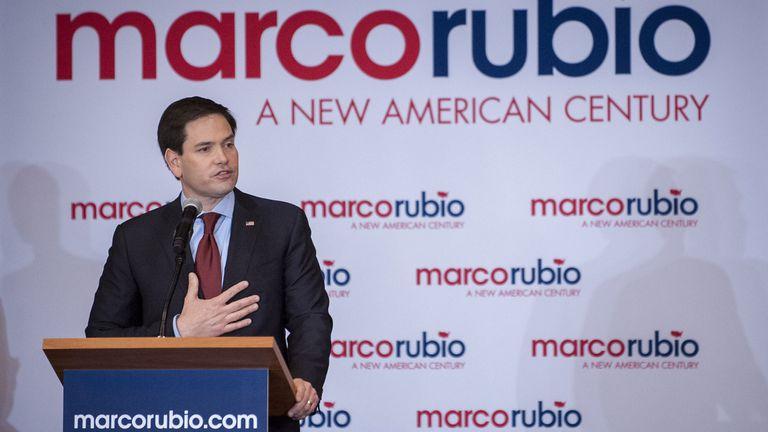 Rubio, la sorpresa de la noche