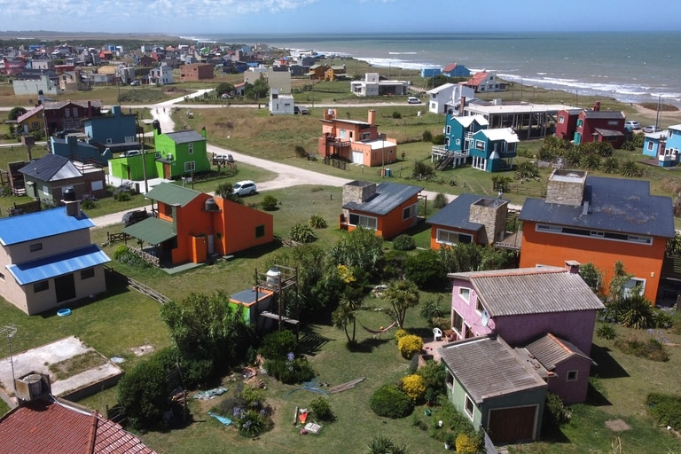 Playa de Camet Norte, Partido de Mar Chiquita