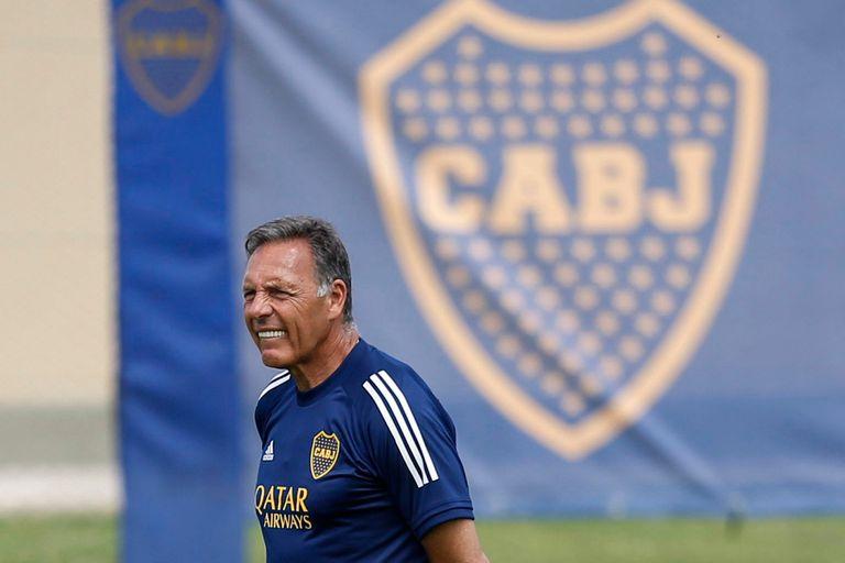 Russo, tras la Libertadores de 2007, tiene el crédito abierto