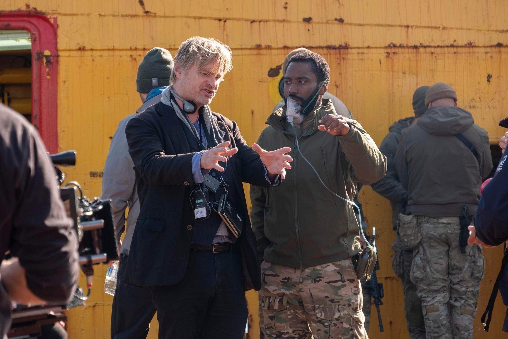 El protagonista definió al film como una experiencia única