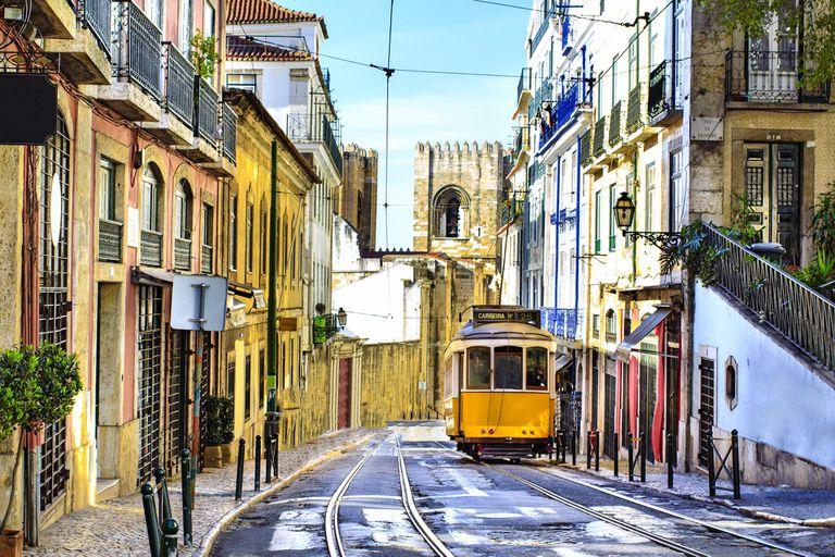 Lisboa y sus calles en subida está entre las ciudades elegidas por los usuarios de Tripadvisor
