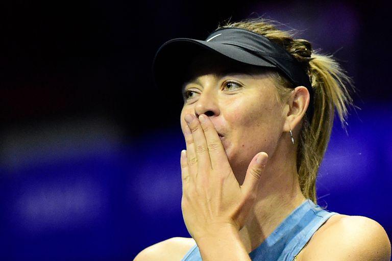 """Maria Sharapova anunció su retiro a los 32 años: """"El tenis me dio una vida"""""""