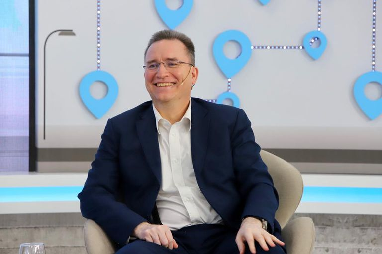 Thomas Owsianski, presidente y CEO de Volkswagen Group Argentina