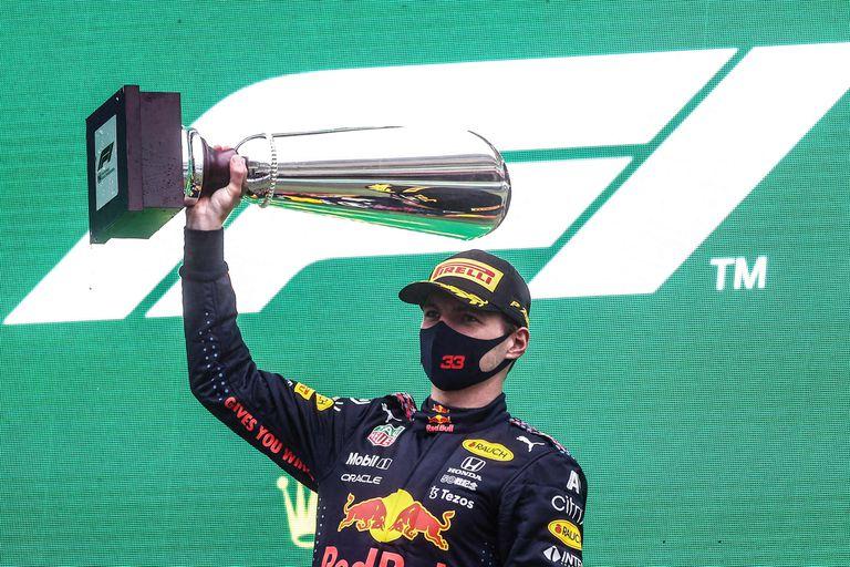 Ganador sin correr: el GP de Bélgica se suspendió por la lluvia y le dieron la victoria a Verstappen