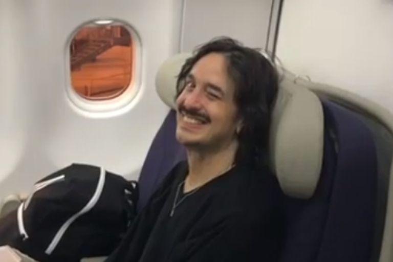 """El emotivo video de """"Caramelito"""" Carrizo sobre su hermano: """"Martín sana"""""""