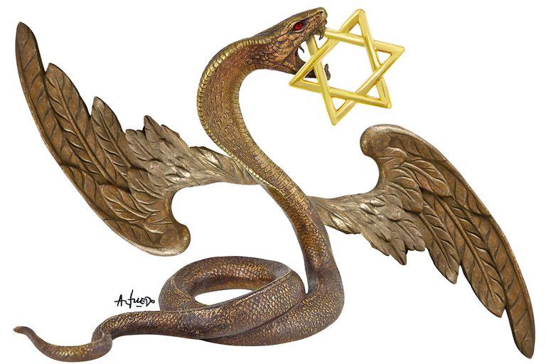 La lacra del antisemitismo entró nuevamente en erupción