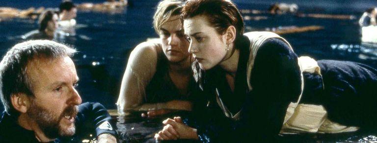 El rodaje de Titanic, una aventura millonaria y caótica