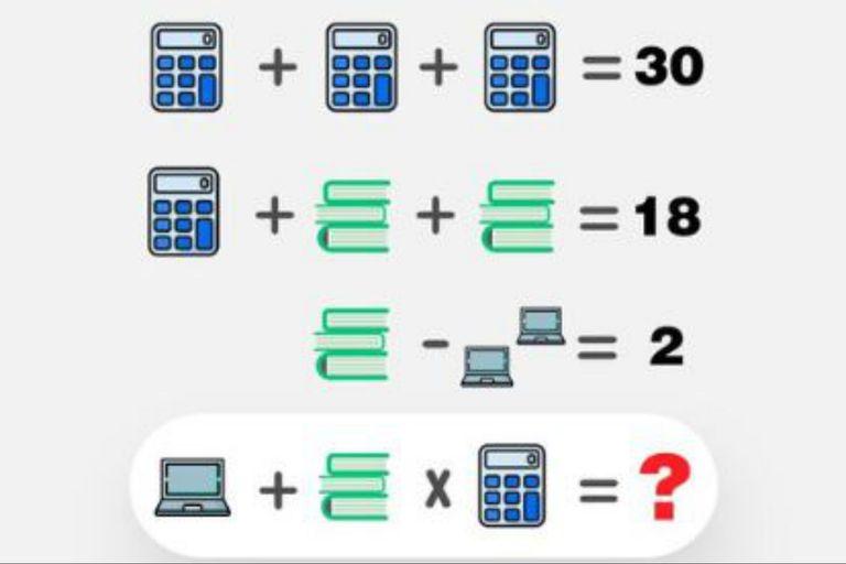 El problema matemático publicado por el ministro de educación en Twitter generó confusiones y discusiones entre los usuarios que quisieron responderlo.