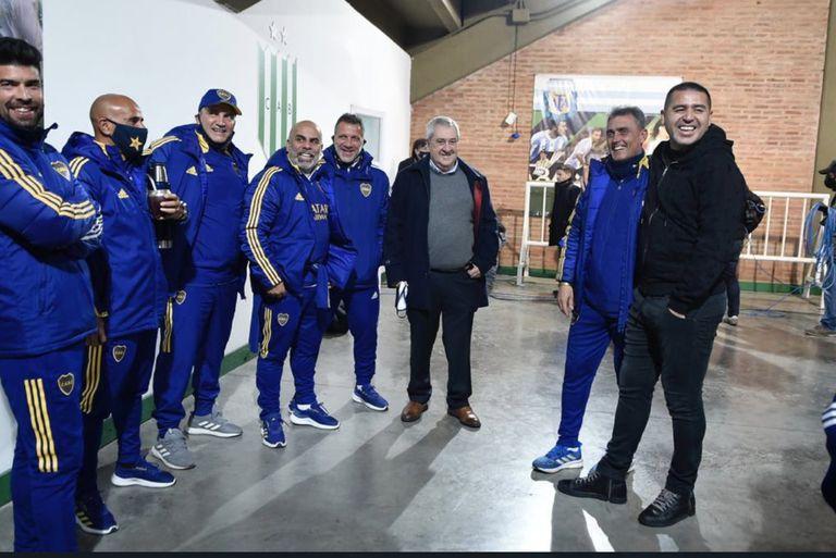 Riquelme defendió a Boca, apuntó con ironía contra Tinelli y se diferenció de River