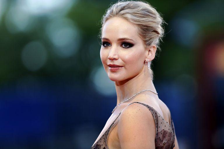 Jennifer Lawrence, la primera actriz en aparecer en la lista