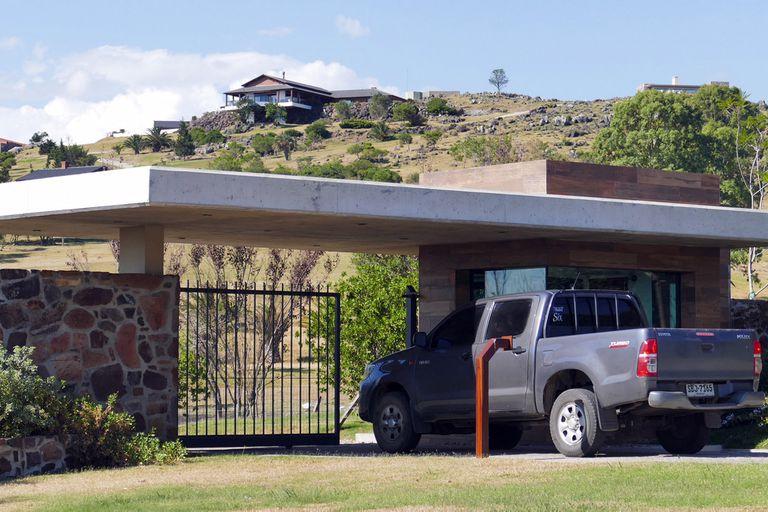 La mansión de Marcelo Balcedo tenía hasta un zoológico clandestino