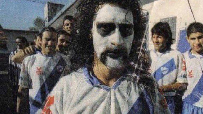 Así salió Darío Dubois al primer partido para denunciar irregularidades en el fútbol
