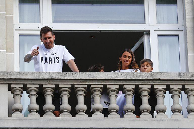 Cuál es la zona de mansiones que le gusta a Antonela y donde ya vive Neymar