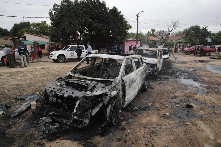 Paraguay fue escenario de la violenta penetración de las bandas criminales brasileñas
