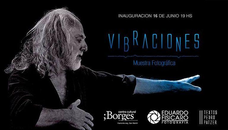 Eduardo Sicaro, Vibraciones, fotografías.