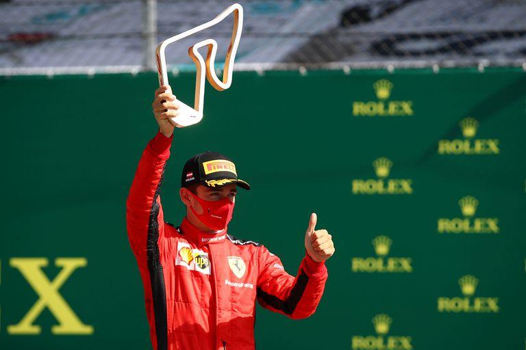 """Fórmula 1. Ferrari, entre el """"Niño de los milagros"""" y una cruda interna"""