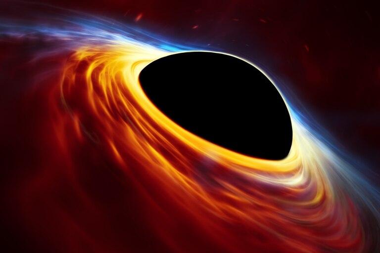 """LOS investigadores descubrieron que algunos agujeros negros extremos tienen """"pelo"""", lo que crea singularidad para las entidades"""