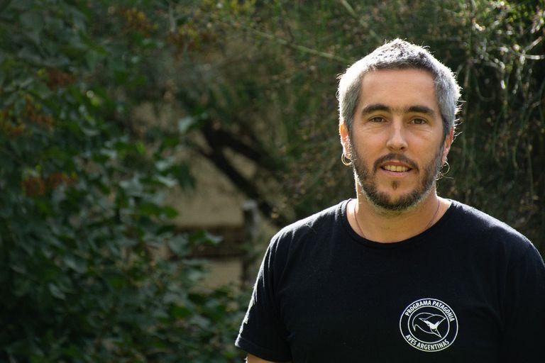 Ignacio Roesler, biólogo argentino e investigador del CONICET, ganador de los Premios Whitley edición 2021