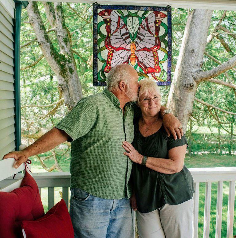 Nick Ercoline y Bobbi Kelly todavía siguen juntos