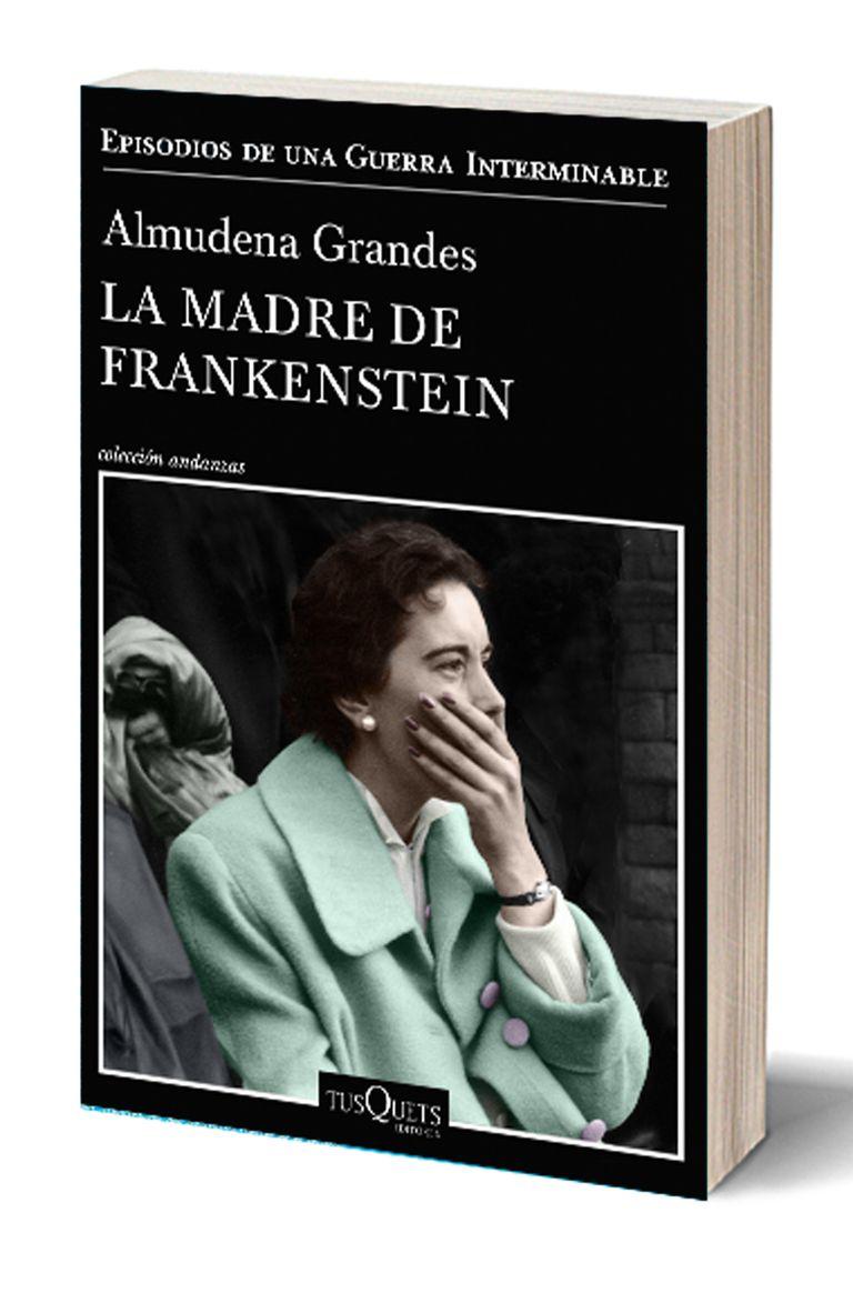 La locura, tema central de la nueva novela de Almudena Grandes