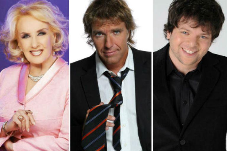 ¿Quién ganará en la mejor conducción de la tv?