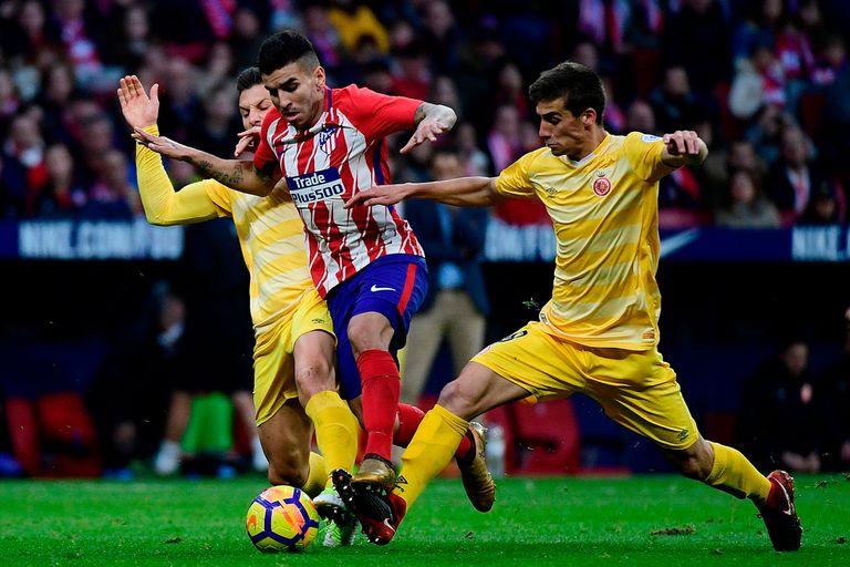 Liga de España: Atletico de Madrid empató de local y Barcelona sonríe