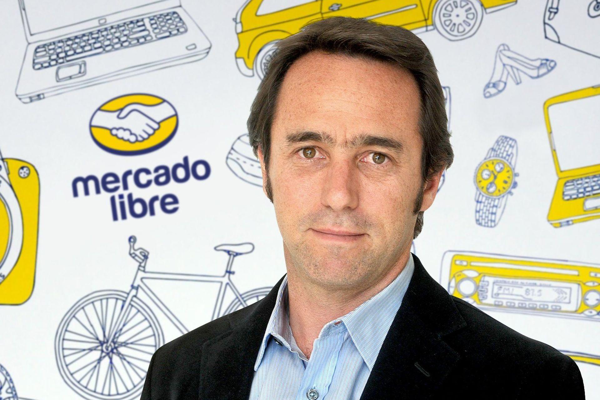 Marcos Galperín, de Mercado Libre