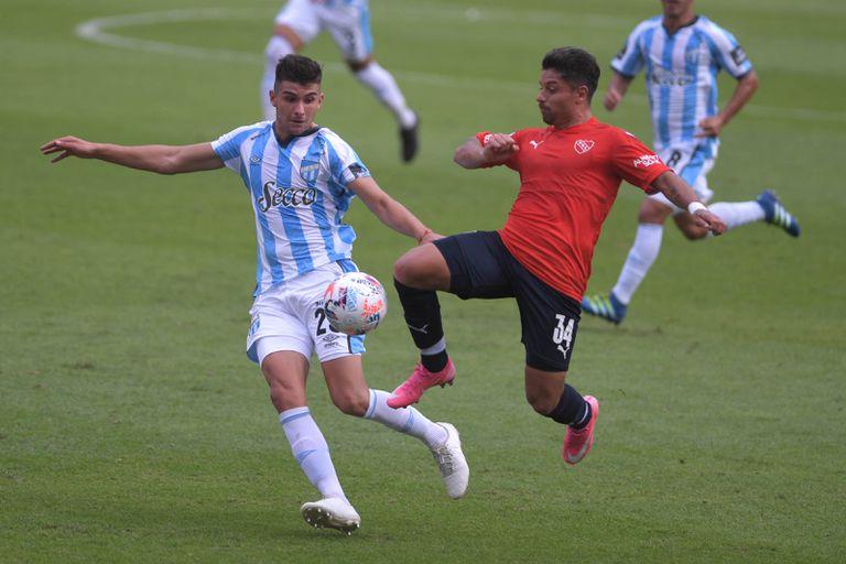 Independiente y Atlético Tucumán se enfrentan en el estadio Libertadores de América, en un encuentro válido por la duodécima fecha de la Zona B de la Copa Liga Profesional.