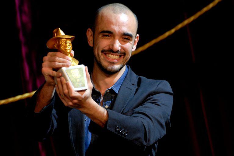 Abel Pintos sorprendió a todos llevándose el Gardel de Oro