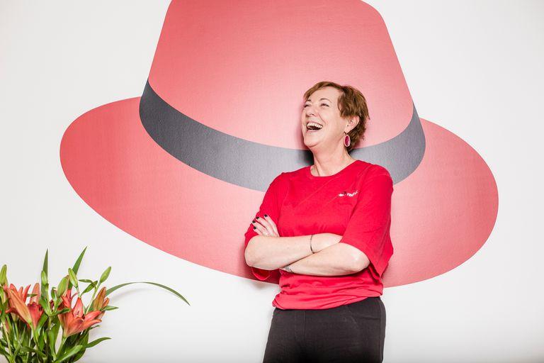 Durante su visita en Buenos Aires, la ejecutiva de Red Hat Margaret Dawson conversó con LA NACION sobre su carrera, el rol de la mujer en las empresas tecnológicas y cuáles son las claves de su éxito