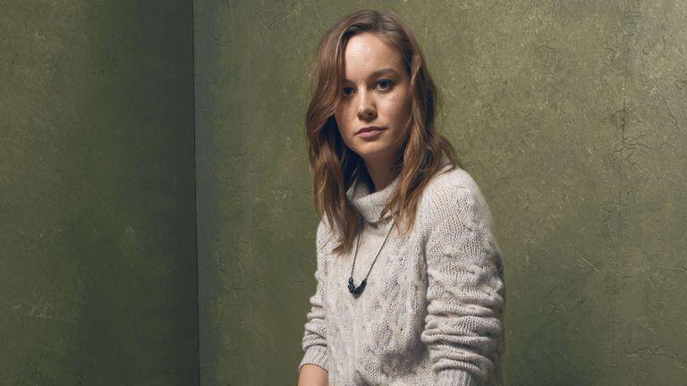 Brie Larson apoyó a las mujeres que brindaron testimonio contra Harvey Weinstein