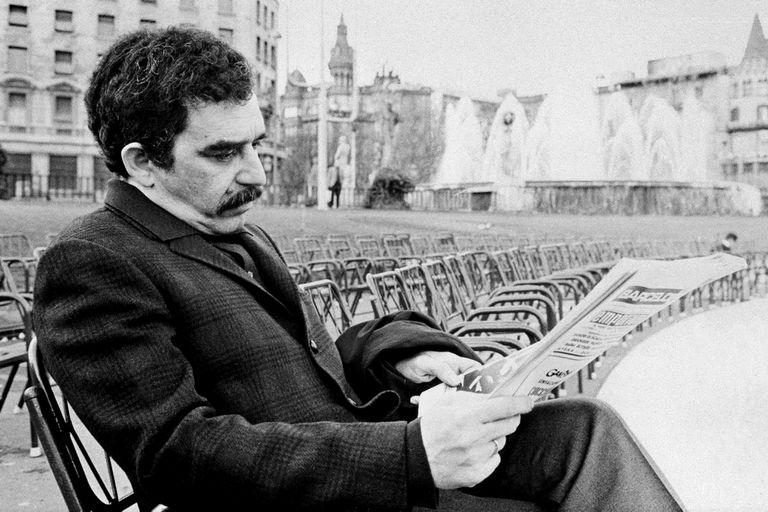 La foto de García Márquez que terminó en la tapa de Cien años de soledad