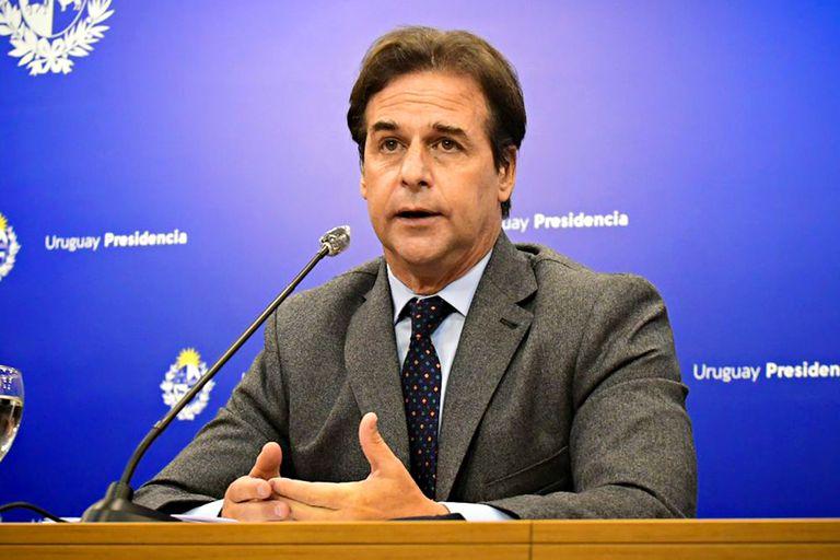 El pedido de Lacalle Pou sobre la vacunación para extranjeros en Uruguay