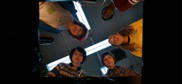 El elenco de Stranger Things se prepara para la nueva temporada