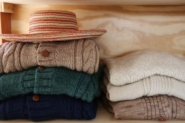 La fundadora de Panorama elige personalmente las prendas que quiere que estén en su tienda multimarcas