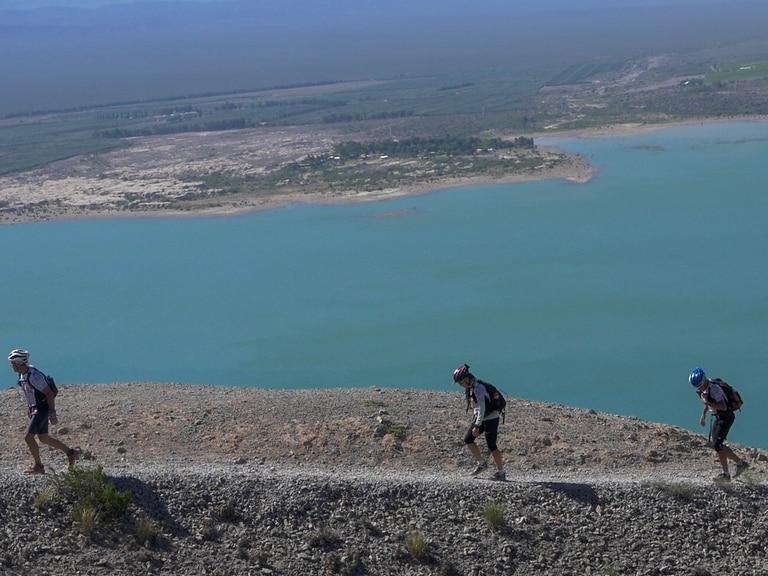 XK Race es la travesía más exigente del país con un recorrido de más de 200 kilómetros que combina kayak, mountain bike y trekking