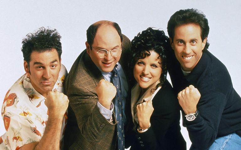 Netflix: a partir del 1° de octubre, Seinfeld estará completo y en 4K en la plataforma
