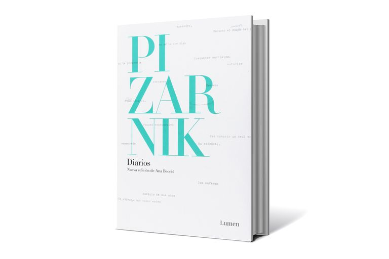 """Diarios"", de Alejandra Pizarnik"