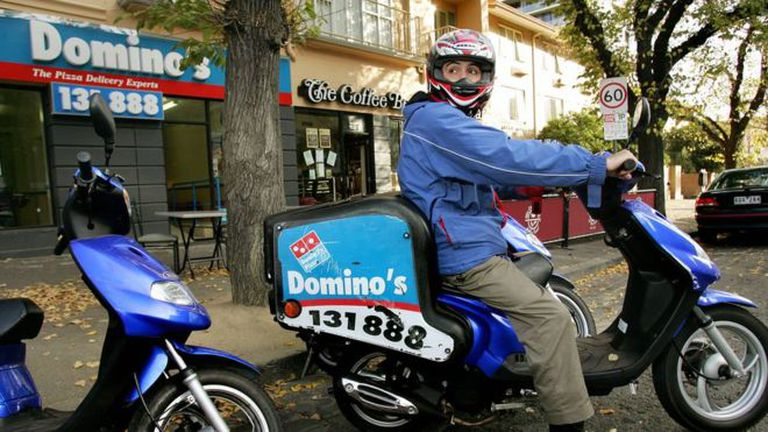 Domino''s es la segunda mayor cadena de pizzerías del mundo.