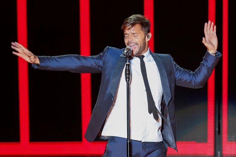 Ricky Martin y Chayanne suman funciones en el Movistar Arena